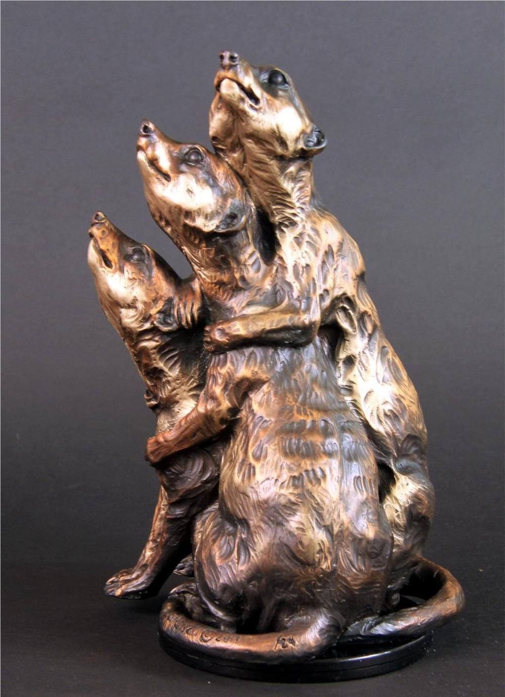 - Running Wild Studio Meerkat Sculptures New Orleans Audubon Meerkats